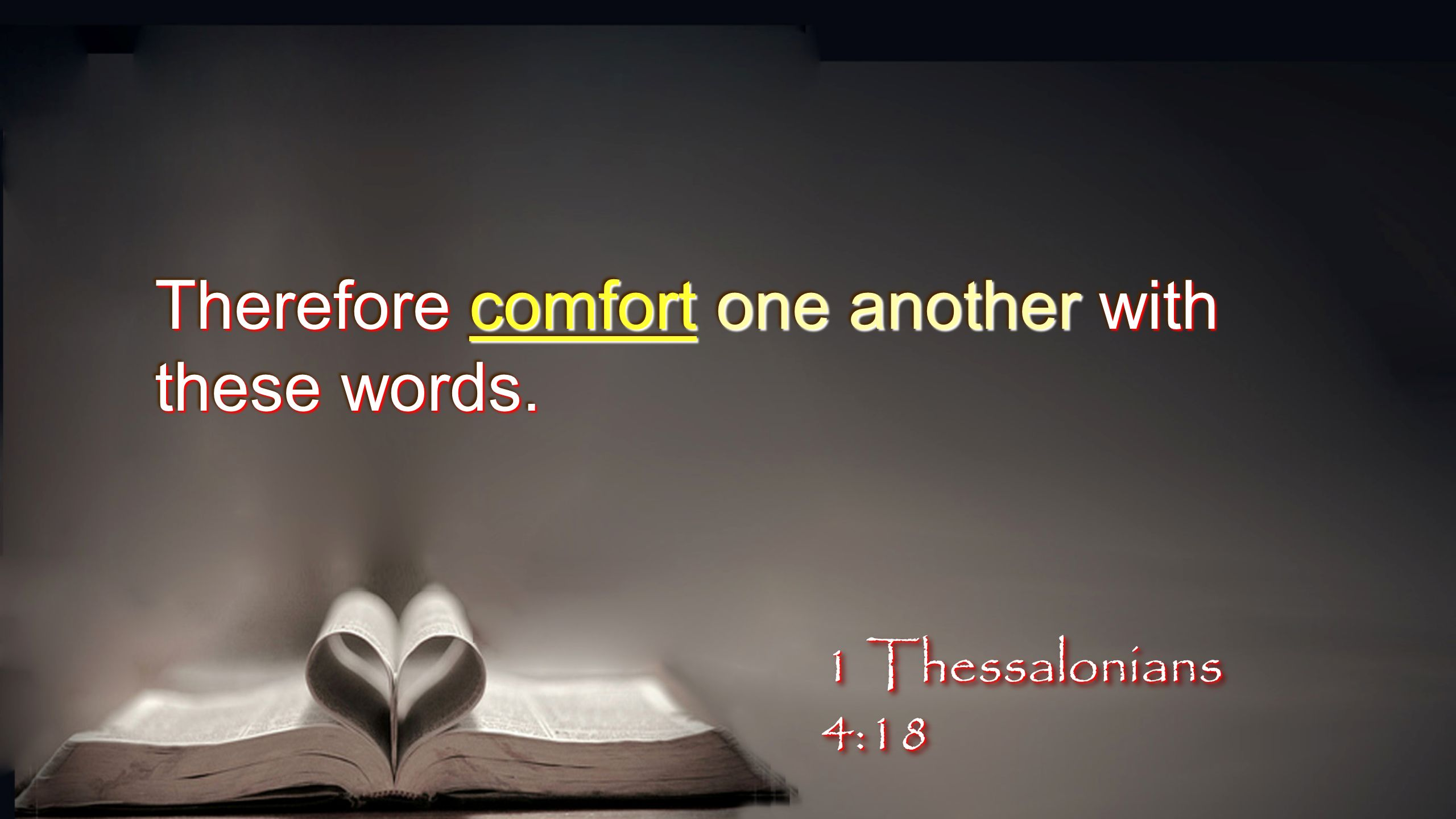 1 Thessalonians 4:9-10 Pg 1048 In Church Bibles. - ppt video online download