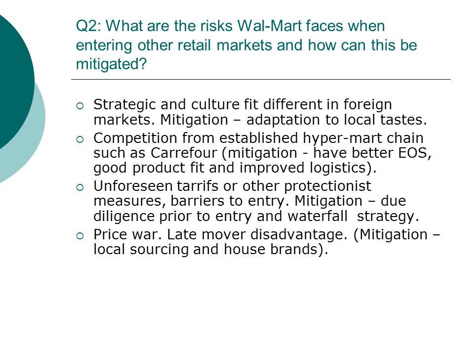 Wal-Mart –Global Expansion - ppt video online download
