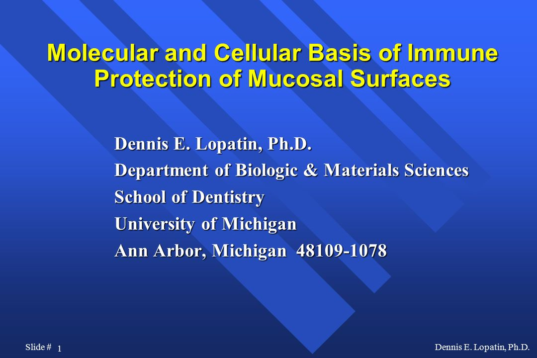 Molecular and Cellular Basis of Immune Protection of Mucosal Surfaces