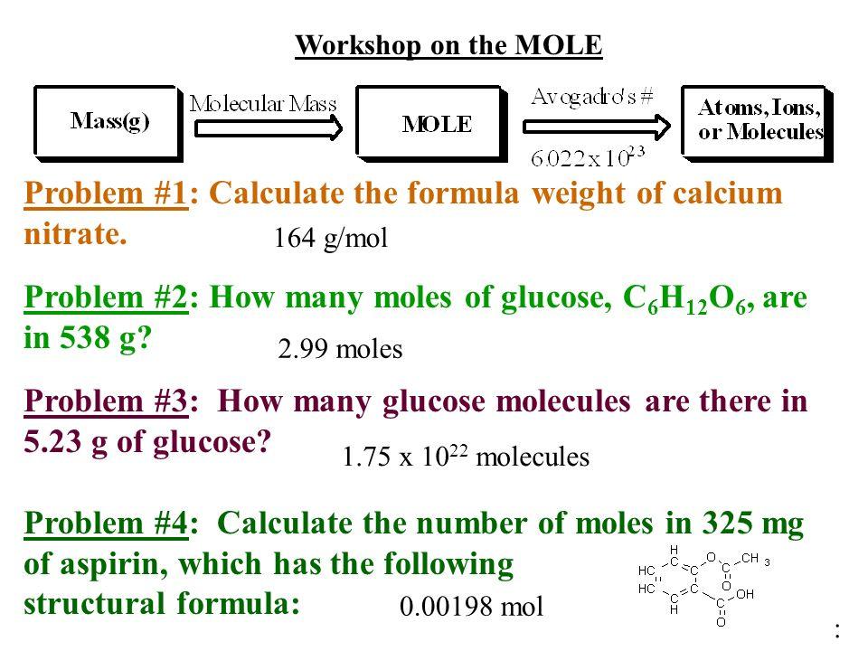 The Mole Concept Ppt Download
