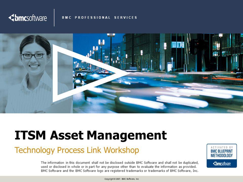 Itsm asset management technology process link workshop ppt download itsm asset management technology process link workshop malvernweather Images