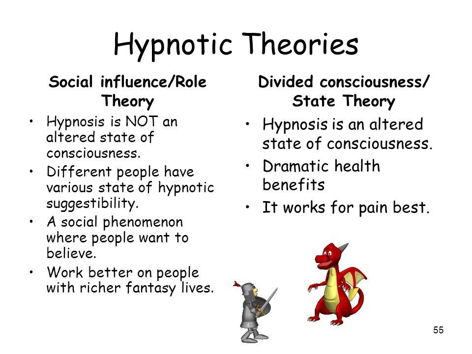 divided consciousness