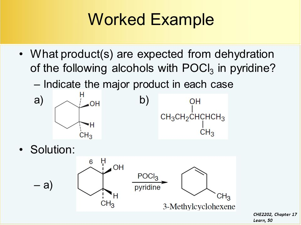 Chapter 17 Alcohols And Phenols Ppt Video Online Download