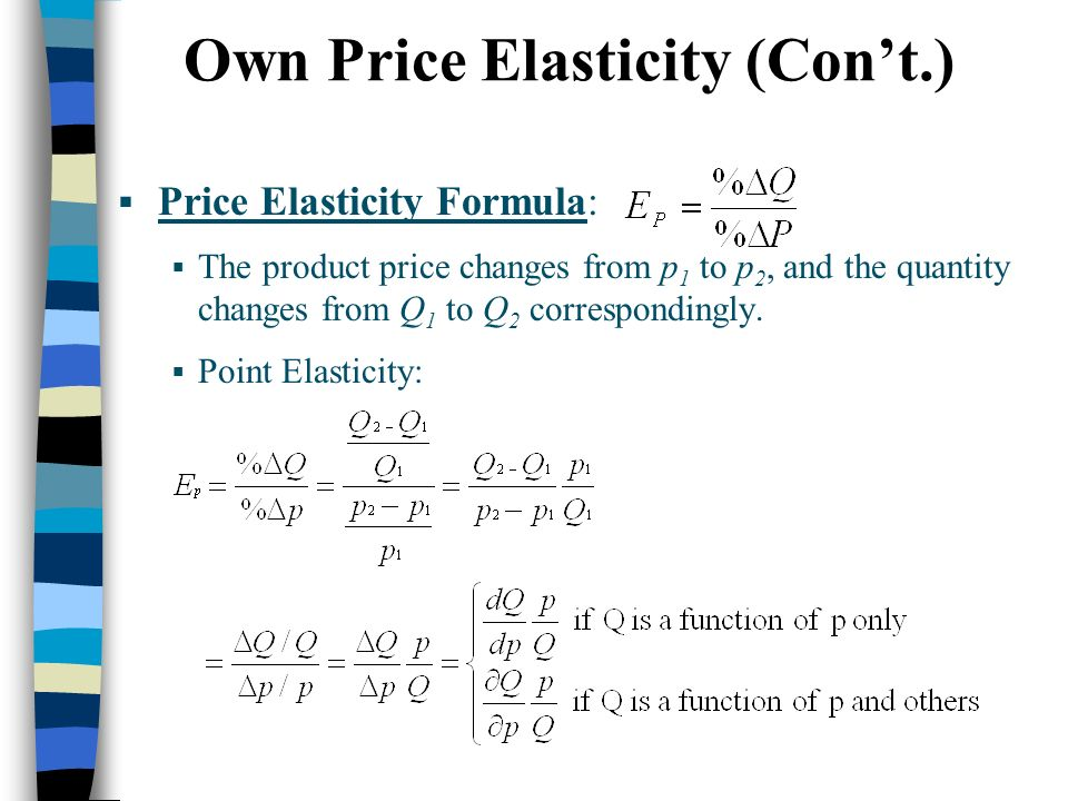 A Primer On Demand Analysis And Market Equilibrium Ppt Video Online Download
