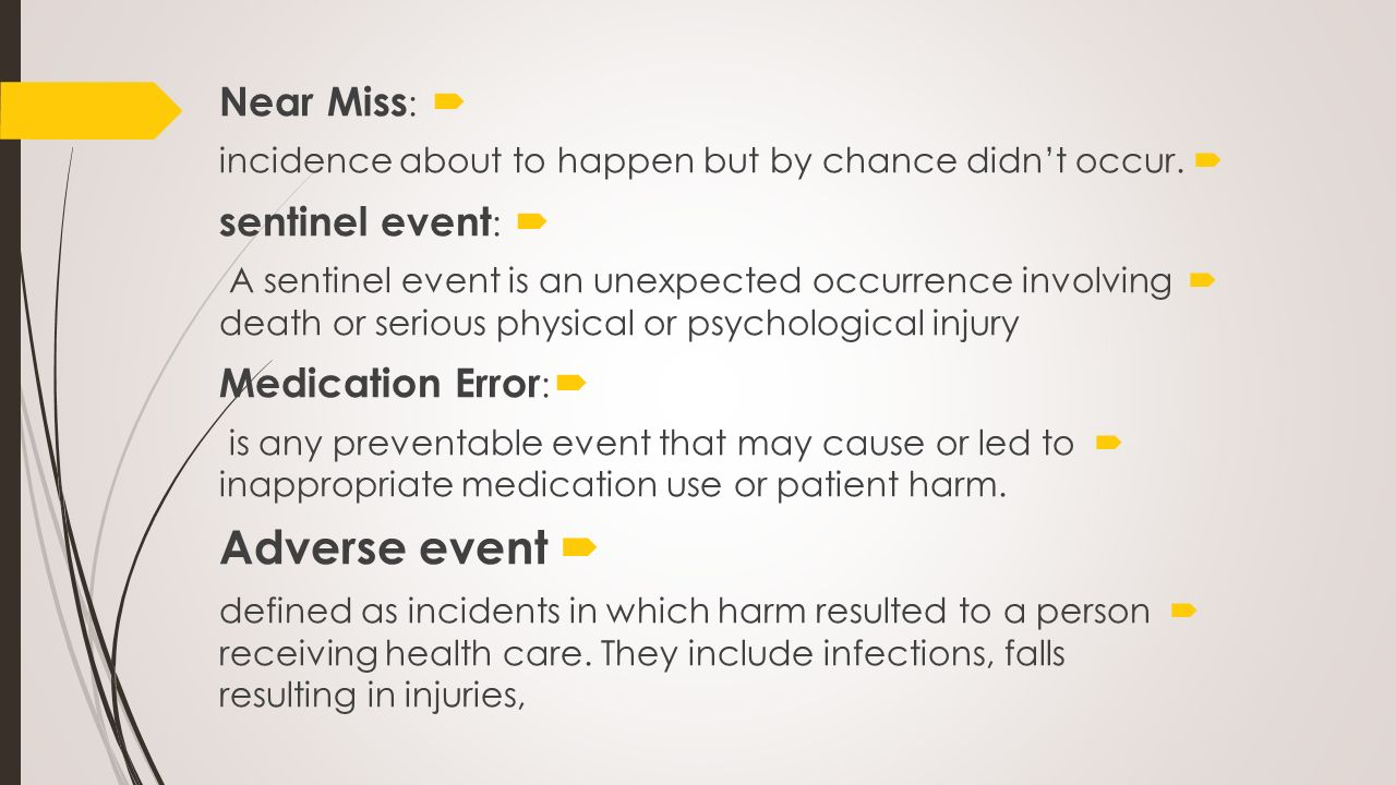 understanding and learning from errors and managing clinical skills