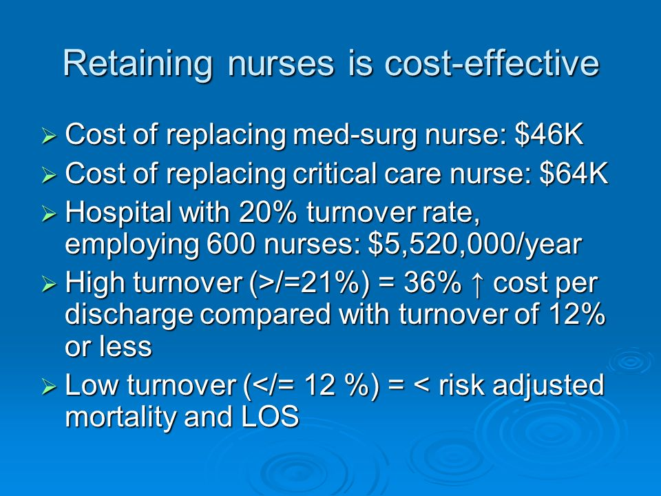 Staffing Shortages and Critical Care Practice