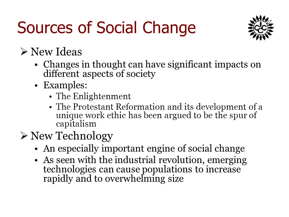 Collective Behavior Social Movements And Social Change Ppt Video