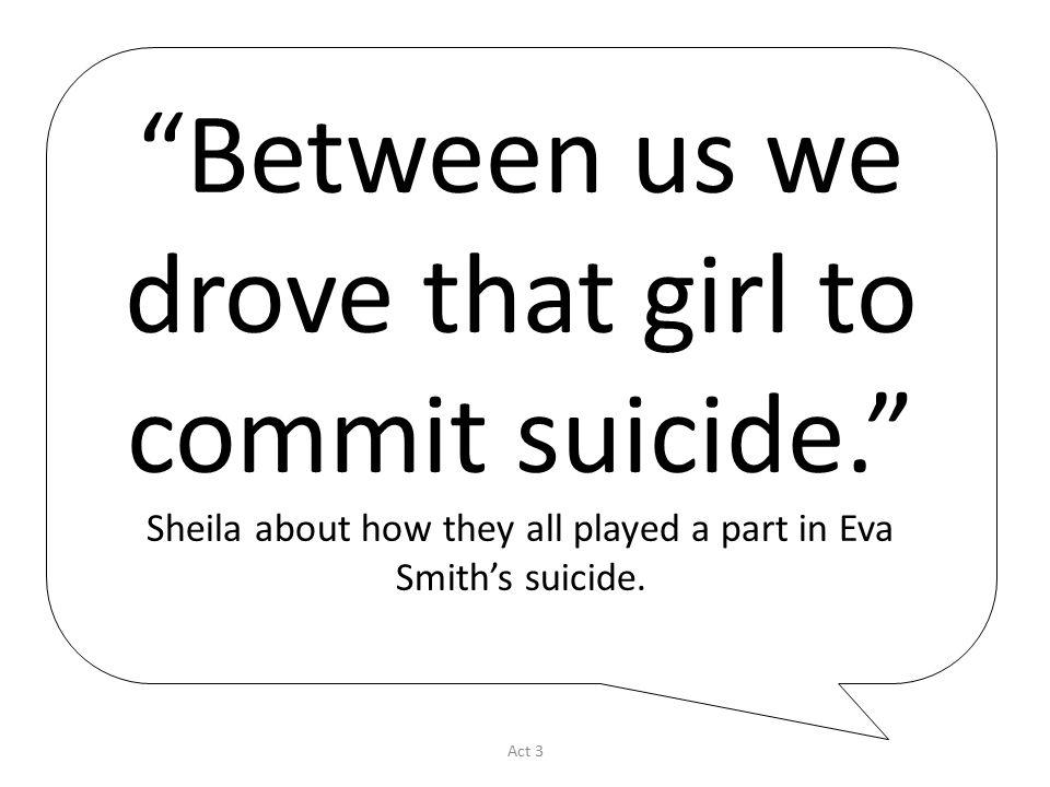 eva smith essay