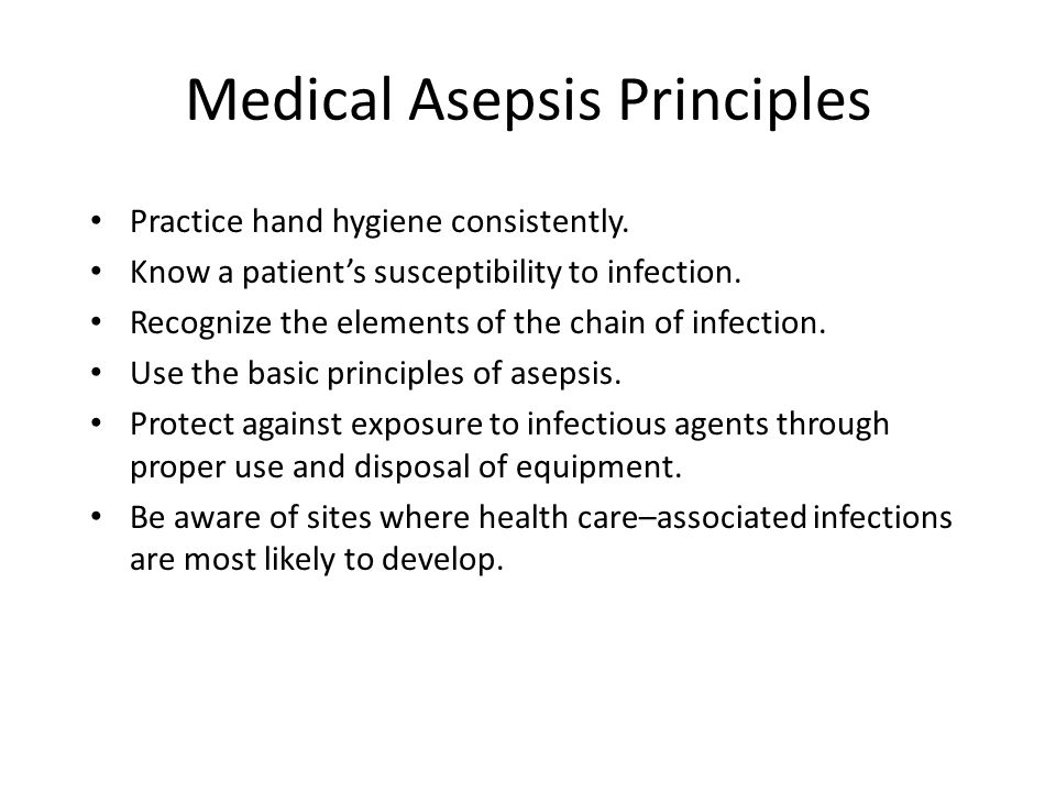 PRINCIPLES OF ASEPSIS PDF DOWNLOAD