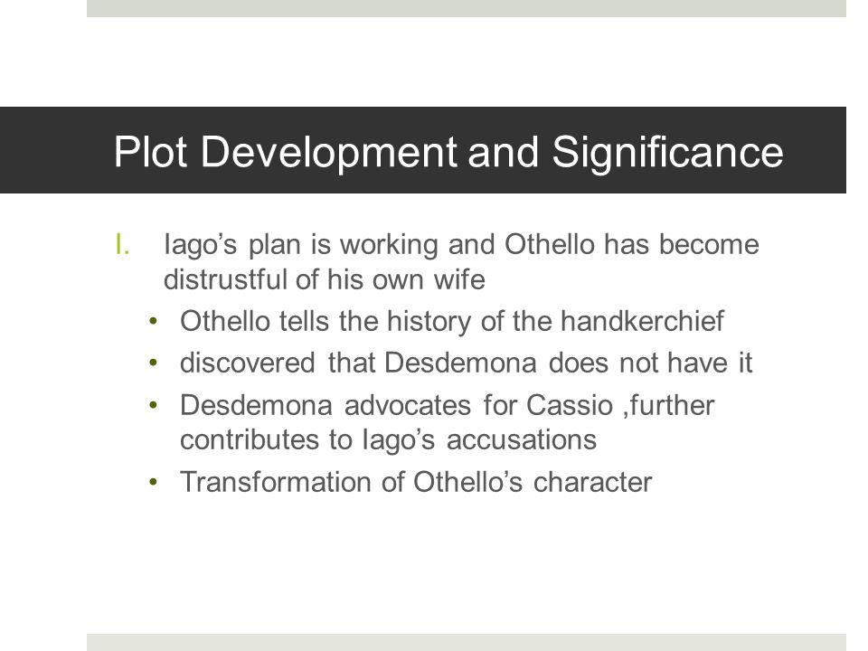 othello ending summary