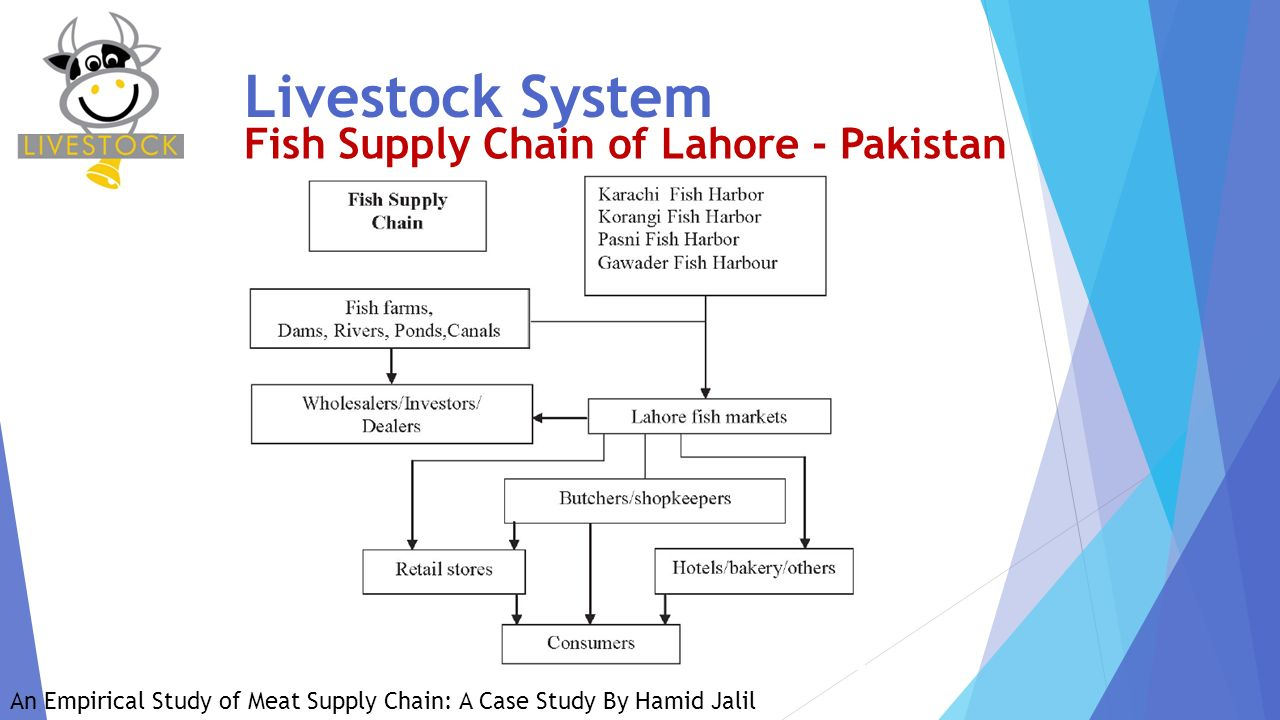 Project (Livestock Supply Chain Management) - ppt download