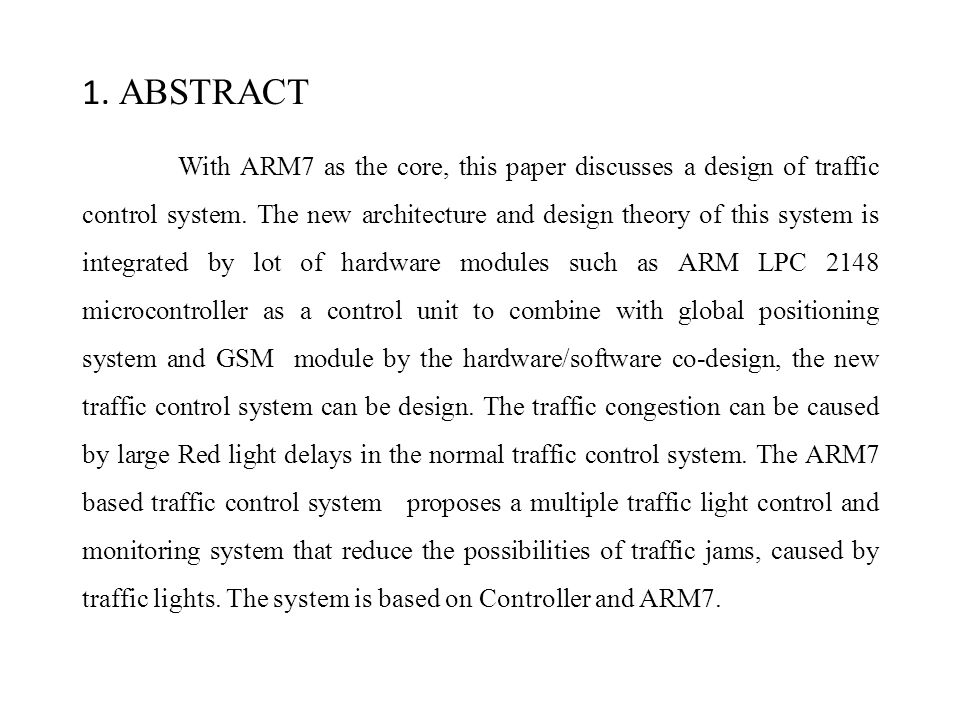 Vehicular Networking and Traffic Congestion System Using GPS - ppt