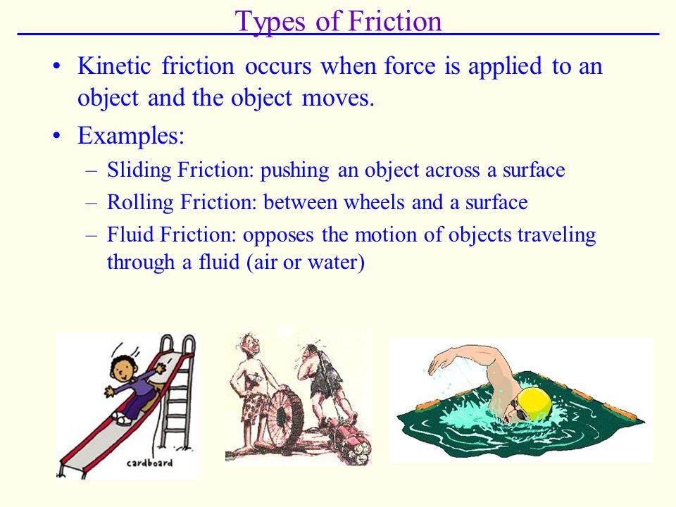 What Is Friction How Does It Work Ppt Video Online Download