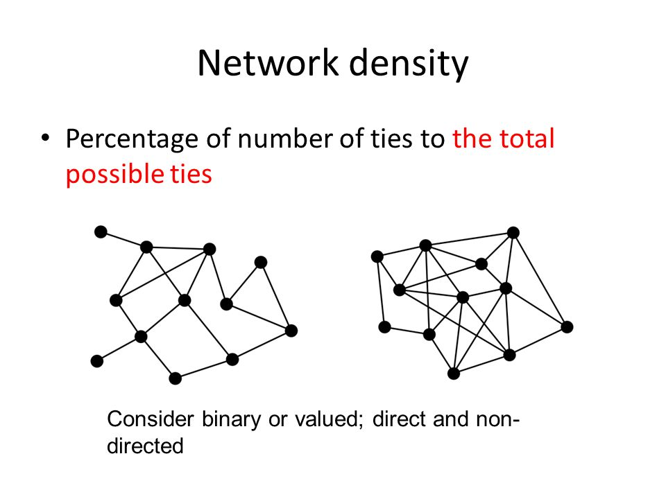 Social network analysis - ppt video online download