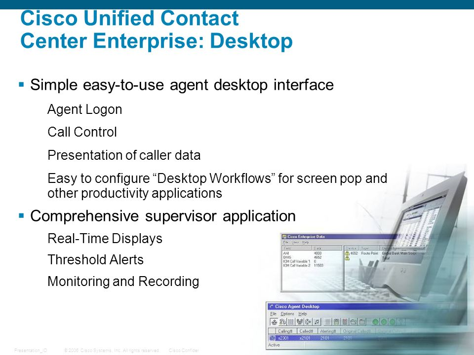 Transforming the Contact Center with Cisco Unified Contact