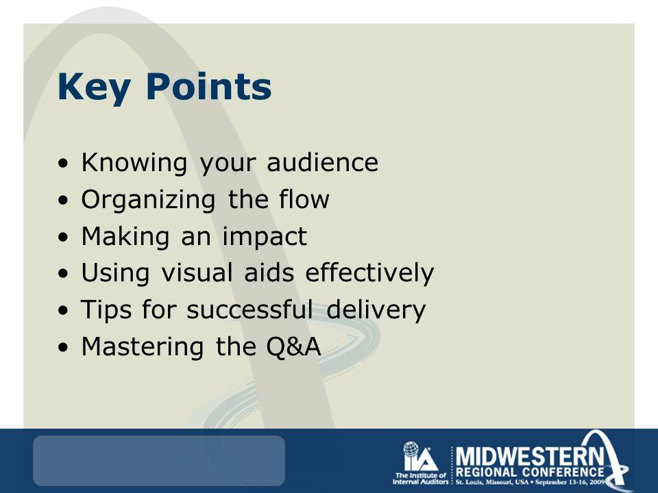 13 best practice tips for effective presentation handouts.