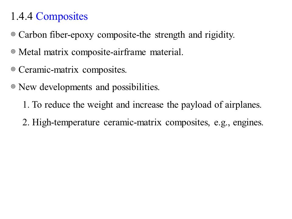 Chapter 16 Composites  - ppt video online download