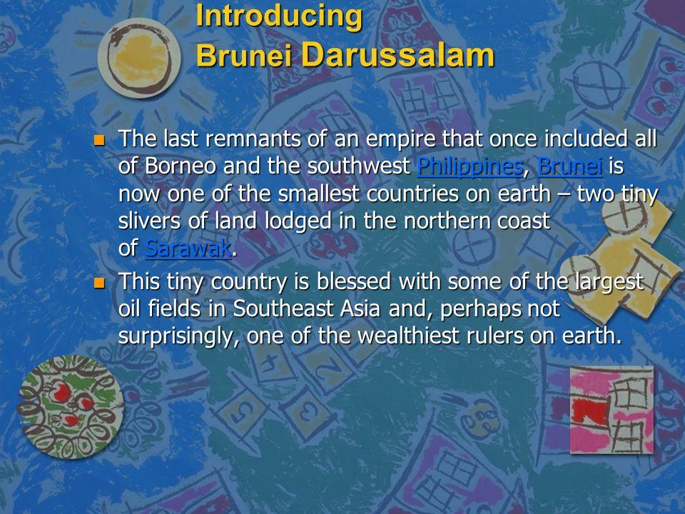 Introducing Brunei Darussalam - ppt video online download
