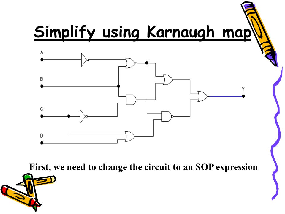 k map circuit diagram read all wiring diagram Arduino Circuit Diagram