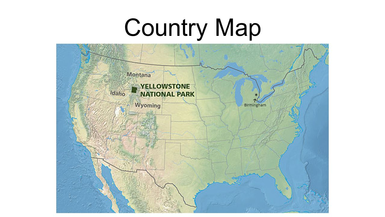 Yellowstone National Park - ppt video online download