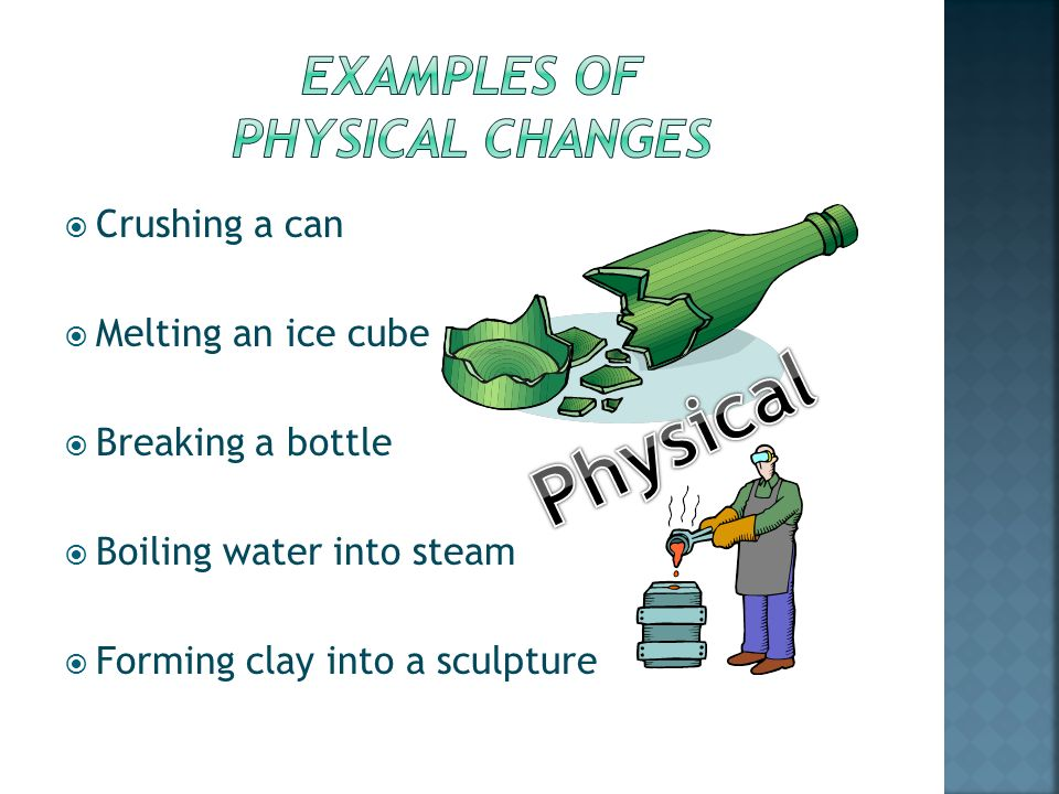 Changes In Matter Physical And Chemical Properties Ppt Video