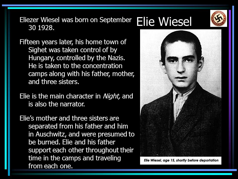 Night By Elie Wiesel Quotes With Page Numbers | Night Elie Wiesel Pronunciation Guide