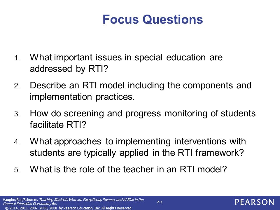 Important Special Education Rights That >> Teaching Students Who Are Exceptional Diverse Ppt Download