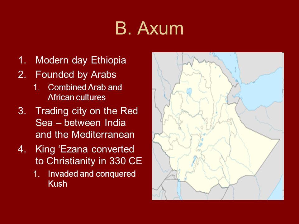 Development of African Civilizations - ppt video online download