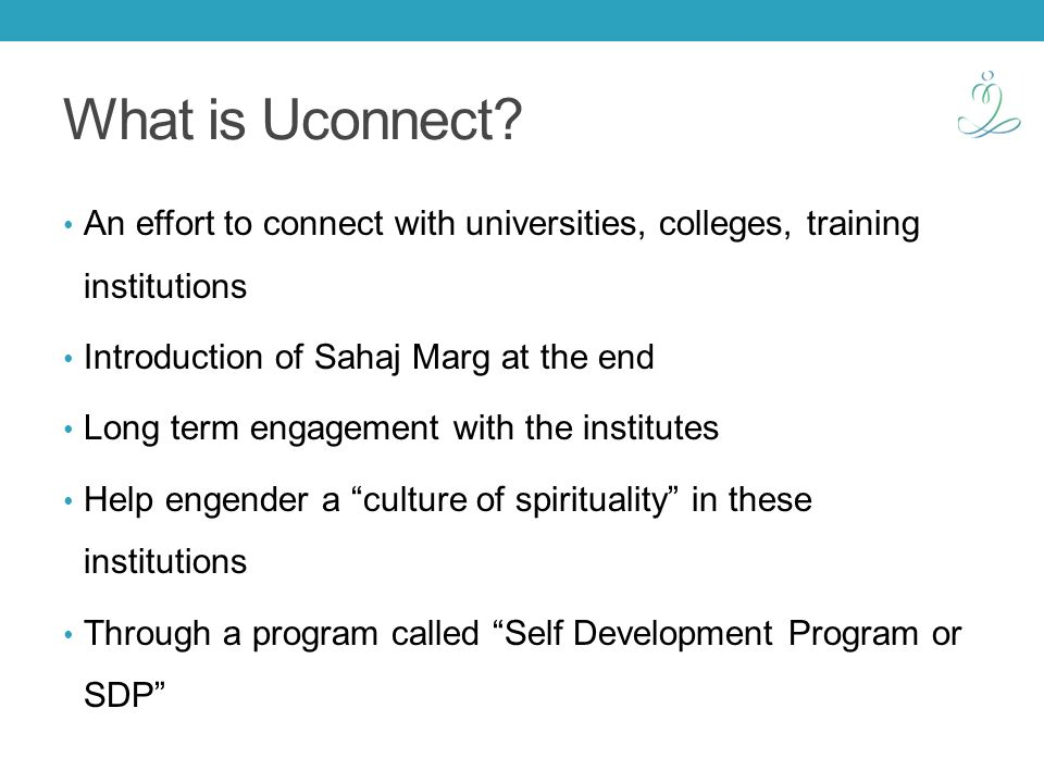 Introduction to UConnect - ppt download