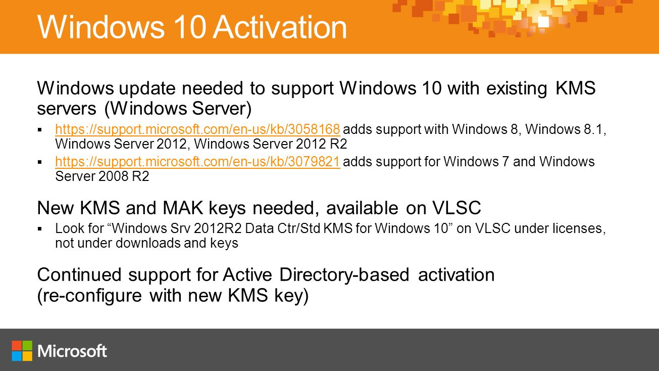Windows 10: Deploying and Staying Up To Date - ppt video online download