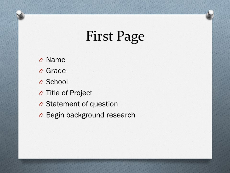 First Page Of Project Kalde Bwong Co