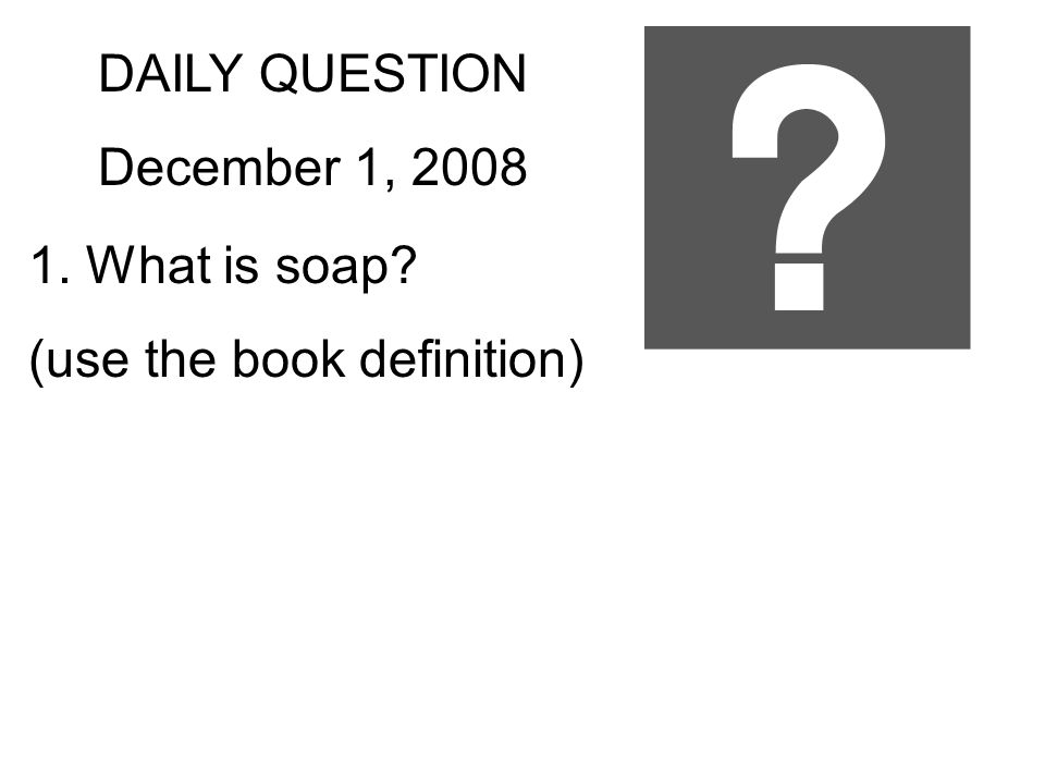 daily question Math question of the day - for grades 2 through 5 , also, can sign up for the question via email every day sat question of the day - from number2com sat question of the day from the college board online.