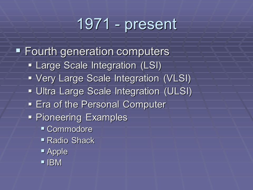 History of computers. Ppt video online download.