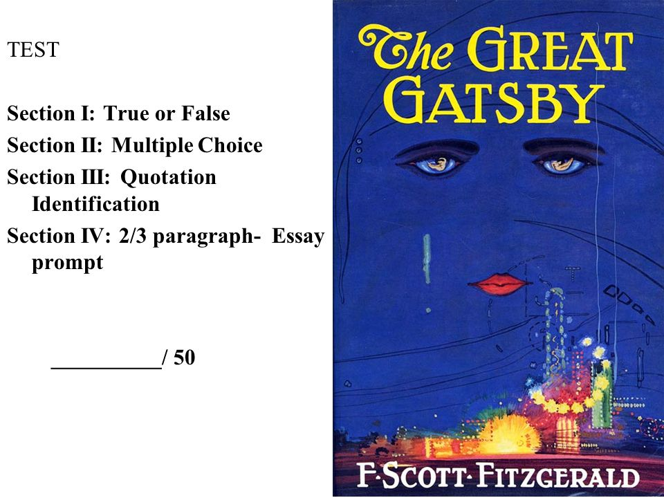 the great gatsby final paragraph
