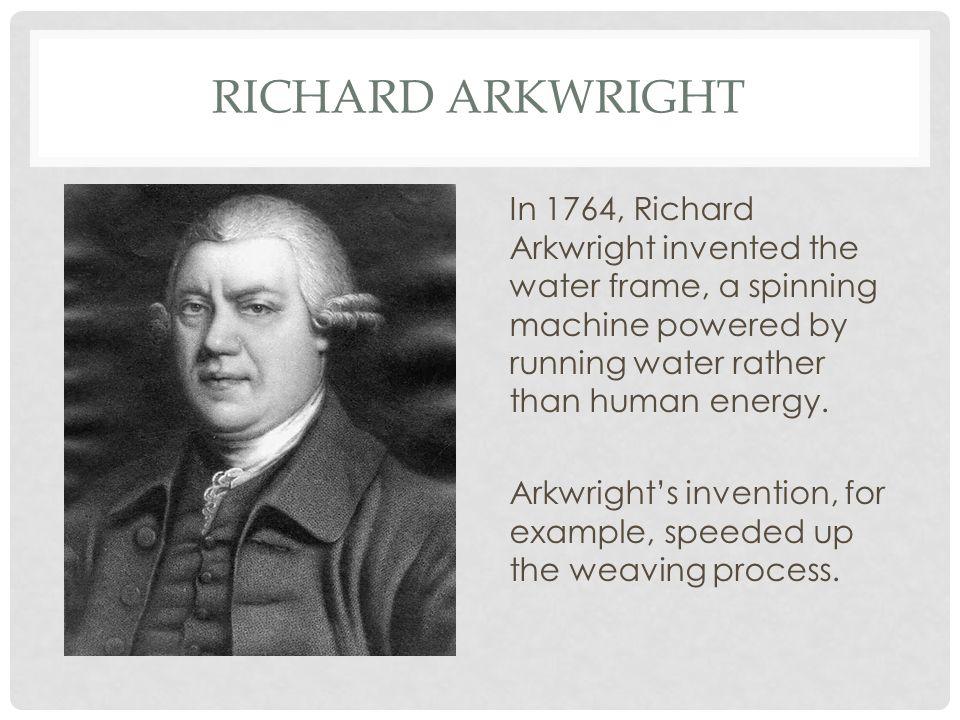 arkwright industrial revolution