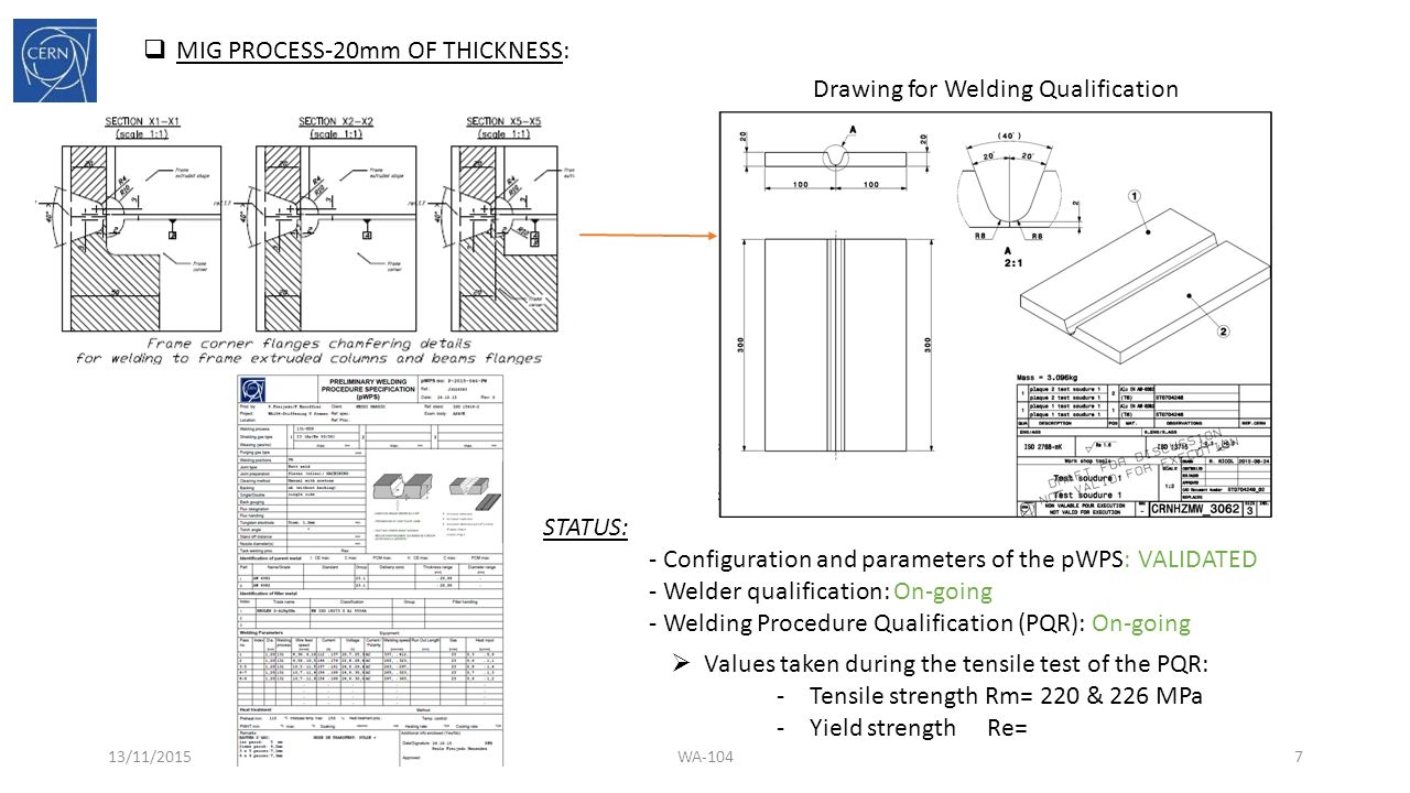 Welding Tests Others Issues Summary Ppt Download Mig Process Diagram 7
