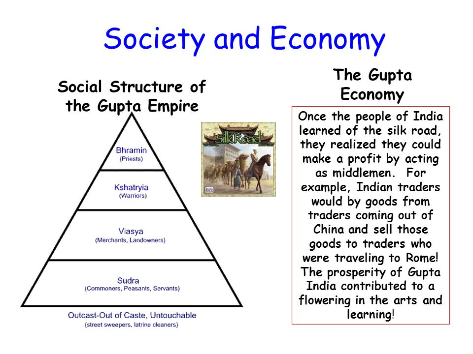 how was the gupta empire india scientifically advanced essay The supremacy of gupta power in northern india did not remain unchallenged the challenge came from the unexpected invasion of the successors of the guptas attempted to recreate an empire, but the political fabric was such that an empire was no longer feasible, a possible exception being the.