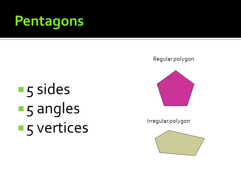 polygons and triangles chapter 10 lesson 4 and 5 ppt download