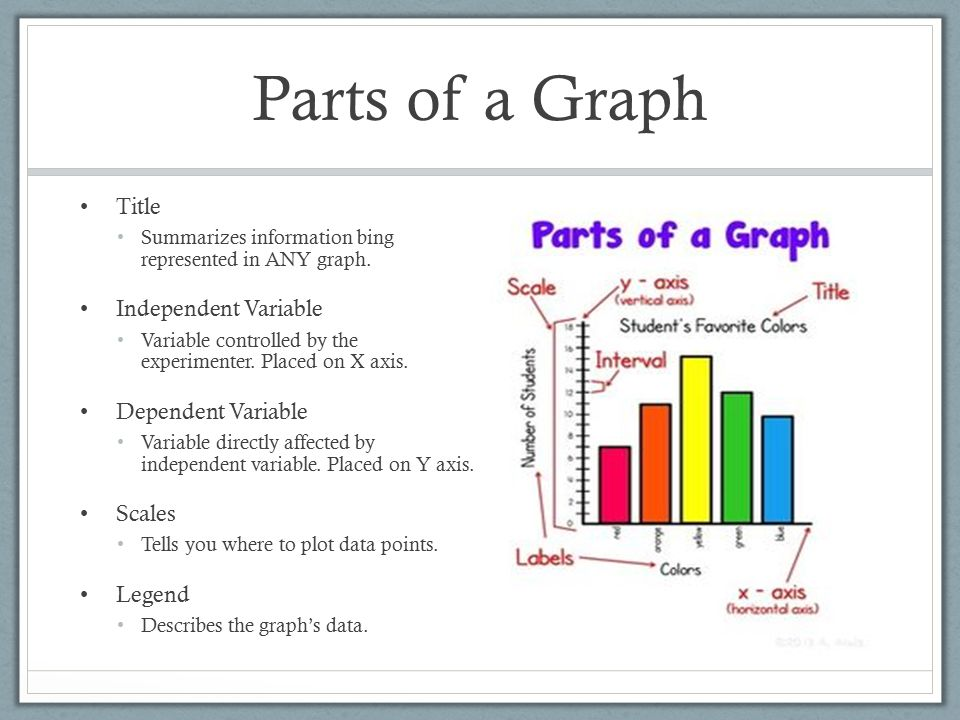 Graphing and Analyzing Scientific Data - ppt video online ...