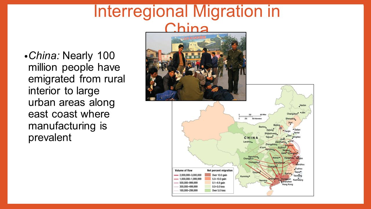 Chapter 3 MIGRATION Key Issues 2, 3, and 4 - ppt video online download