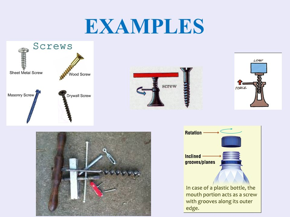 screw examples. Delighful Examples 14 EXAMPLES Inside Screw Examples
