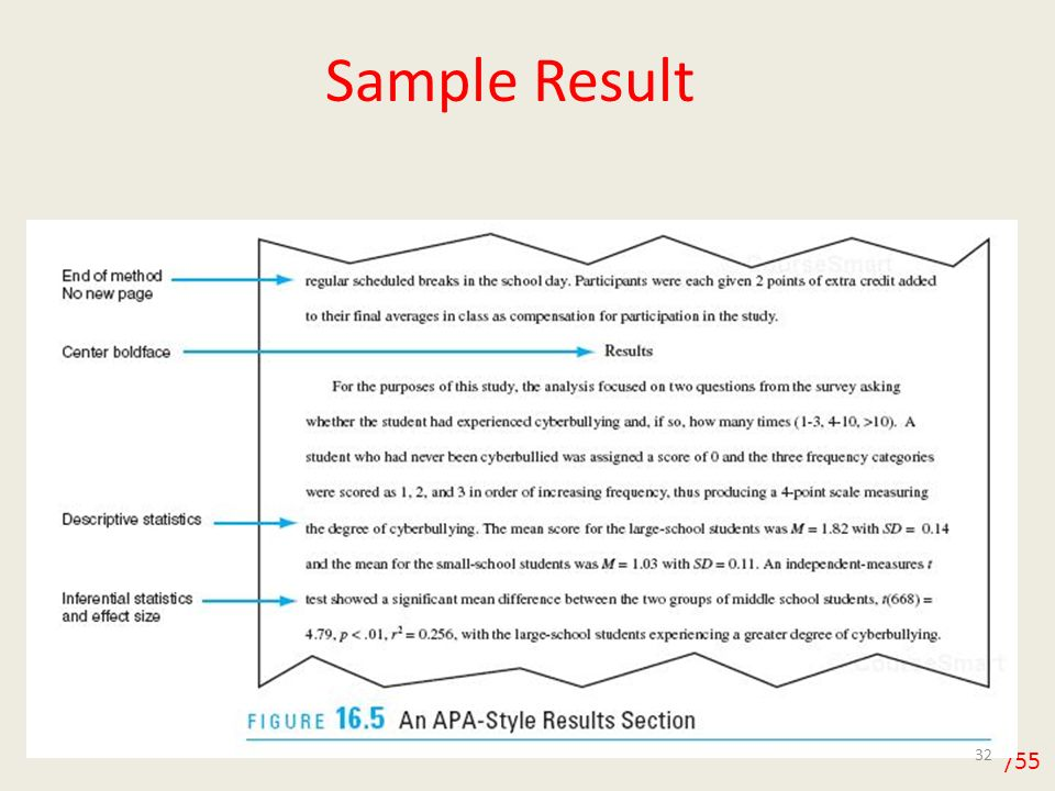 How do i report independent samples t-test data in apa style?