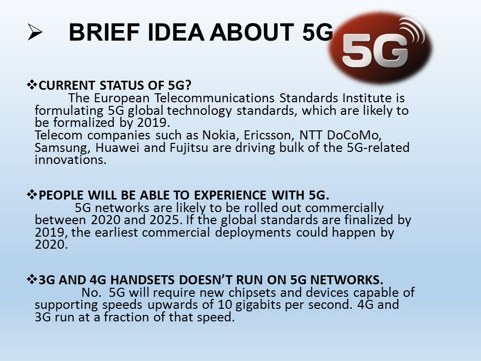5G wireless technology PRESENTED BY :- Siddharth M  - ppt