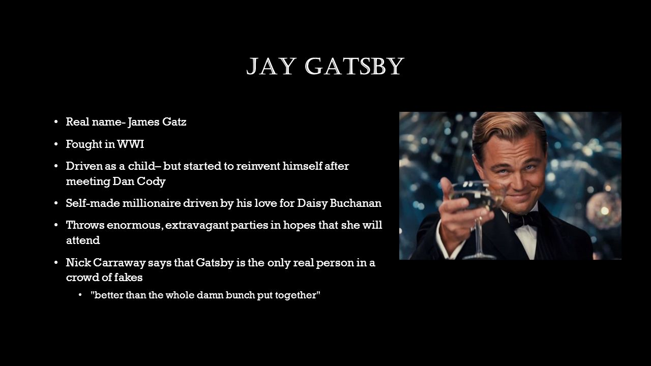 was jay gatsby real