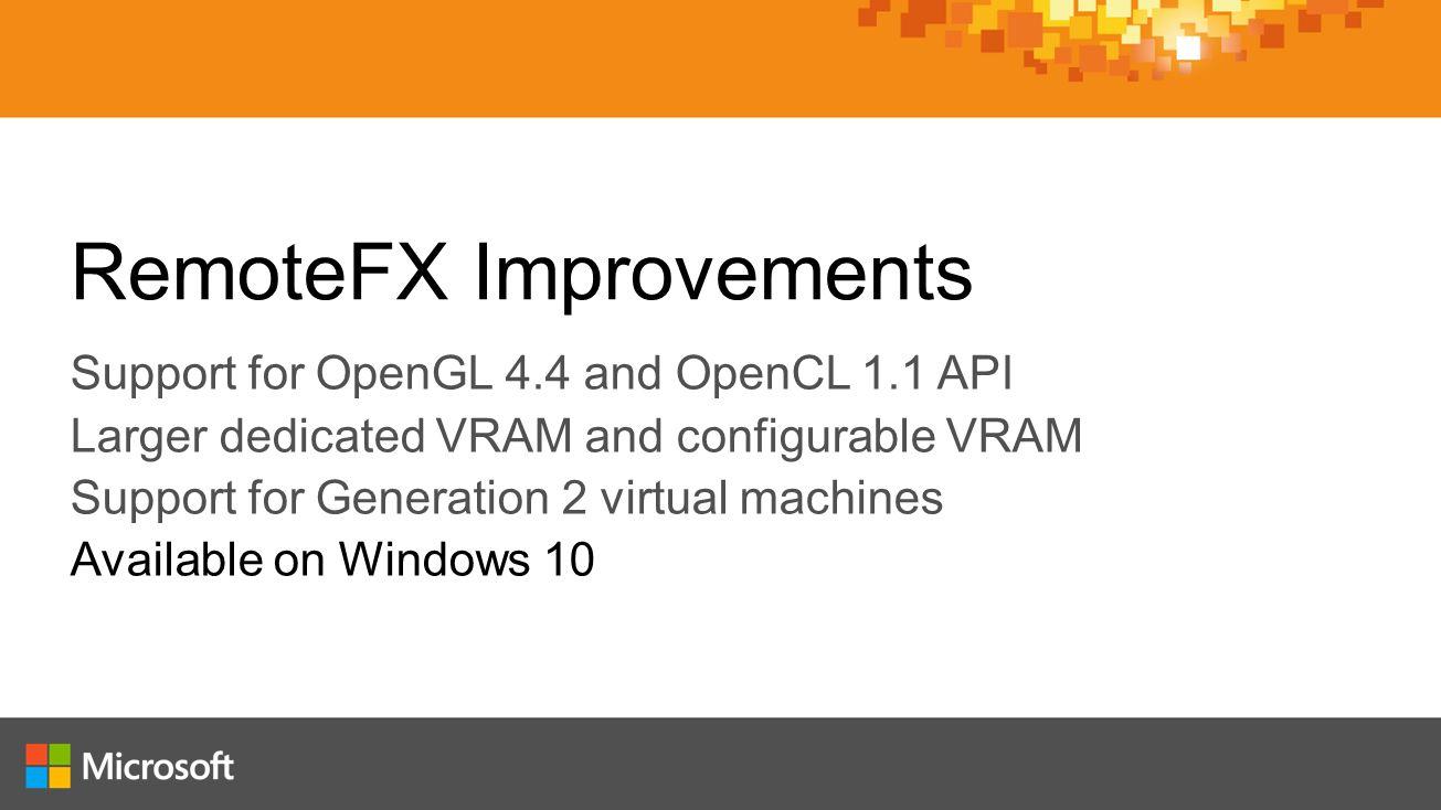 What's New in Windows Server Hyper-V - ppt video online download