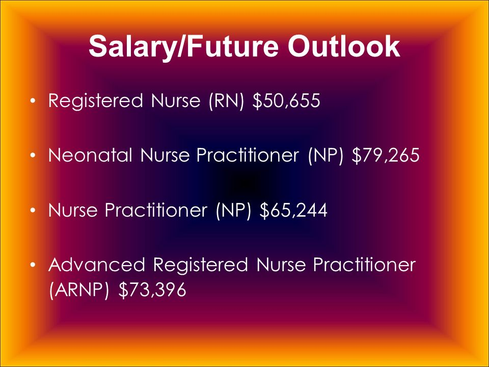 Neonatal Nurse Sara Morgan Ppt