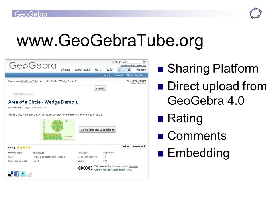 GeoGebra Past, Present & Future - ppt video online download