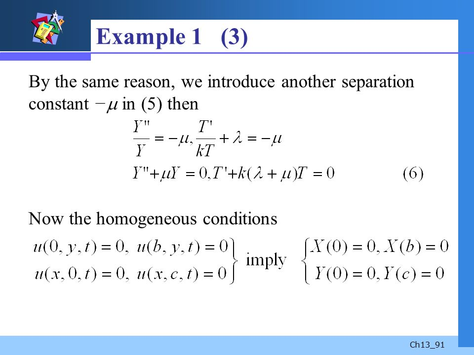 Boundary-Value Problems in Rectangular Coordinates - ppt