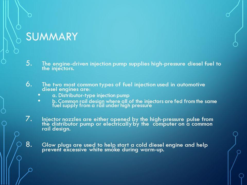 Diesel Diagnostics  - ppt video online download