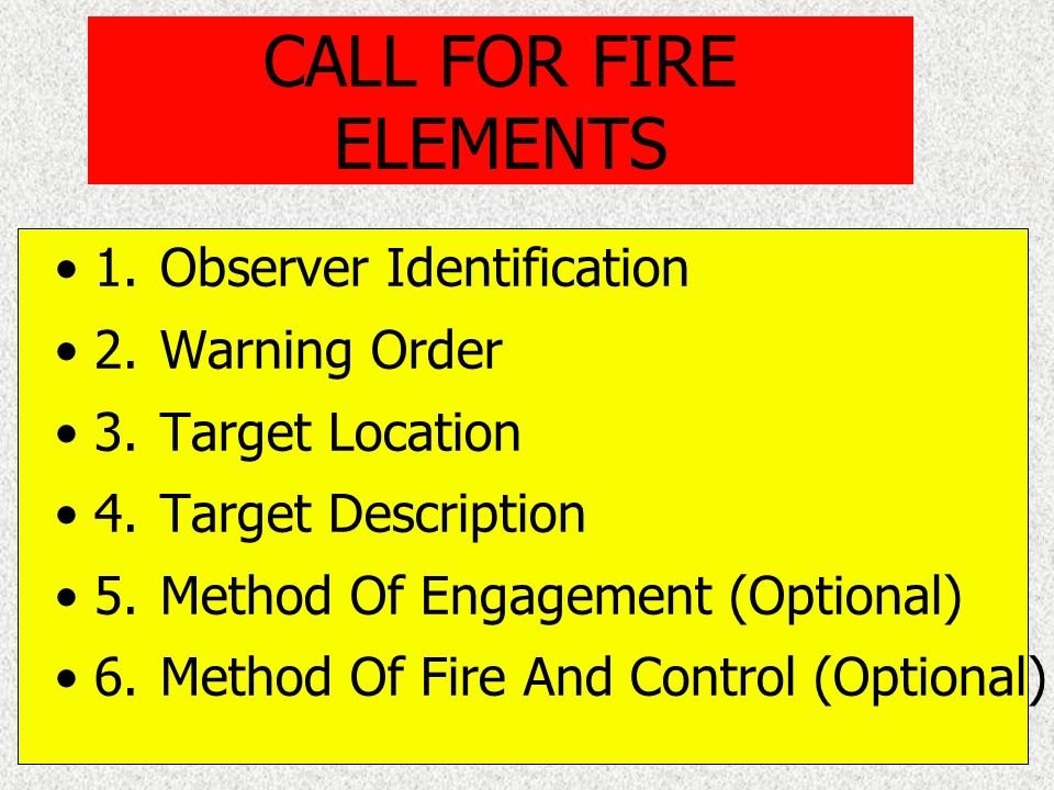 4 For Fire Elements
